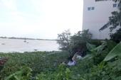 Thi thể nam thanh niên trôi lập lờ trên sông Tiền