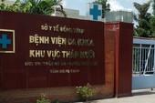 Đề nghị truy tố 4 cựu cán bộ BV Tháp Mười