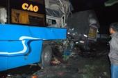 Tai nạn xe giường nằm trên QL1A, 13 người thương vong