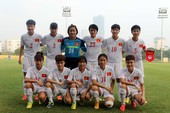 Tuyển nữ U-19 Việt Nam đoạt vé vòng chung kết châu Á