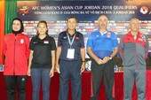 Tuyển nữ Việt Nam muốn dự World Cup