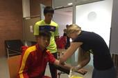 Khỏe như U-20 Việt Nam