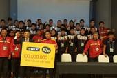 U-20 Việt Nam bất ngờ nhận quà đặc biệt