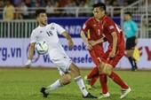 Việt Nam – Jordan 0-0: Có cơ hội đâu mà sút!