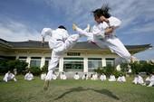 Hàn Quốc đưa võ Taekkyeon vào đấu trường Olympic