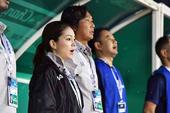 Nữ trưởng đoàn xinh đẹp Thái Lan đòi vô địch SEA Games