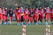 Tuấn Anh, Minh Vương bị thầy Park loại khỏi U-23 VN