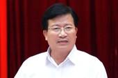 Phó thủ tướng Trịnh Đình Dũng: Dự báo thiên tai còn nhiều bất cập, bị động