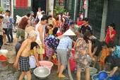 Hơn 280 ngàn hộ dân thiếu nước sinh hoạt
