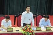 Chủ tịch tỉnh Hà Tĩnh công khai số điện thoại cá nhân
