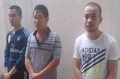 Khởi tố 4 bị can chém người, nổ súng gần chợ Quán Lau