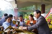 Nghệ An sẽ không dâng bánh chưng 'khủng' 7 tạ Tết 2018