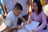 Người dân TP Vinh ký đơn đòi dời trạm BOT Bến Thủy