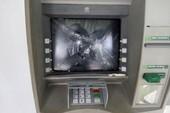 'Phê' ma túy đi đập phá trụ ATM