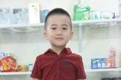 Tìm kiếm bé trai 6 tuổi nghi bị bắt cóc