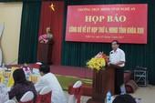 HĐND Nghệ An: Sẽ chất vấn nhiều vấn đề nóng