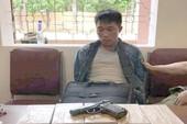 Lên nòng súng K59 khi đi buôn 10 bánh heroin