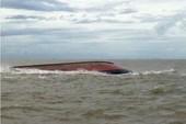 Mở rộng khu vực tìm kiếm 4 thuyền viên tàu VTB26