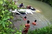 Truy điệu cán bộ giao thông tử nạn sau bão số 2