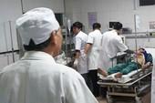 10 người bị thương sập giàn giáo: Đình chỉ công trình