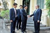 Ông Nguyễn Thiện Nhân sẽ khảo sát dự án Smart City tại Hàn Quốc