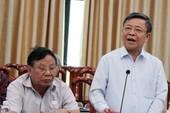 Ông Võ Kim Cự: Phải coi Liên minh HTX là 'hội đặc thù'