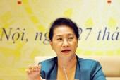 Chủ tịch Quốc hội nói về việc luật sư tố giác thân chủ