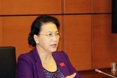 Chủ tịch Quốc hội phê bình sân bay Long Thành chậm
