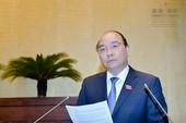 Đại biểu muốn chất vấn Thủ tướng Nguyễn Xuân Phúc