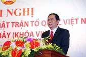 Đề xuất bổ sung ông Trần Thanh Mẫn vào Bộ Chính trị