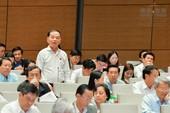 Đại biểu Lê Thanh Vân chất vấn vụ Mobifone mua AVG