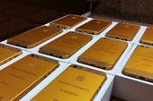 Đi ăn cưới được tặng... iPhone 5S mạ vàng