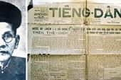 Những cây bút cổ thụ của báo chí Việt Nam đầu thế kỷ 20