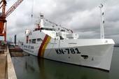 Bắt đầu thực hiện trang bị vũ khí quân dụng cho lực lượng kiểm ngư