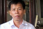 Ông Nguyễn Thanh Chấn hoàn toàn 'sạch tội'
