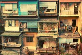 Cư dân được góp vốn để xây dựng lại chung cư cũ, hỏng