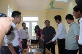 Long Biên: Ứng dụng công nghệ thông tin vào bầu cử
