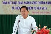 Ông Trịnh Xuân Thanh tự nguyện viết đơn xin không tái cử