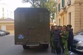Đang xét xử vụ đại án tham nhũng của Giang Kim Đạt
