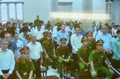 Đang xét xử đại án Hà Văn Thắm và đồng phạm