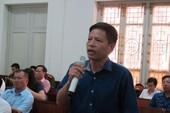 Vụ Oceanbank: Trưởng Ban kiểm soát nói 'không biết gì'