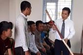 Xét xử nhóm nhân viên công ty Long Sơn truy sát dân