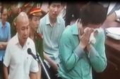 Hà Văn Thắm khóc nức nở khi nghe thuộc cấp tự bào chữa