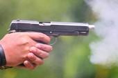 Bắt nghi phạm nã đạn vào quán karaoke