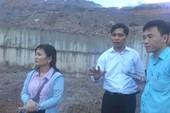 Khắc phục tràn bùn dự án sân golf FLC Hạ Long