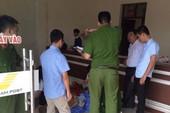 Trộm đột nhập đục két sắt bưu điện ở Uông Bí