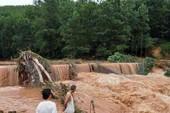 Quảng Ninh thiệt hại lớn vì lũ