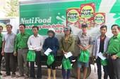 NutiFood: Hơn 9 tỉ đồng cứu trợ bà con vùng lũ