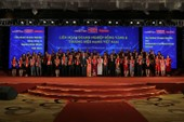 Agribank nhận giải 'Thương hiệu mạnh Việt Nam 2016'