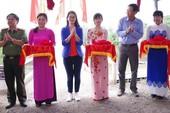 Khánh thành cầu nông thôn tại tỉnh Đồng Tháp